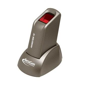 secugen hamster iv fips  usb fingerprint scanner