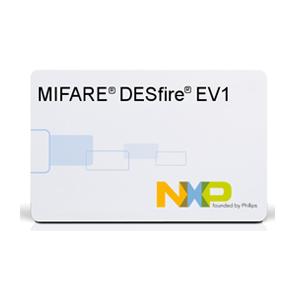 MIFARE DESFire EV1 CARDS