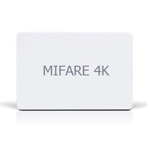 MIFARE CLASSIC 4K CARDS