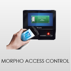 MORPHO access control