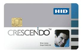 Crescendo cards