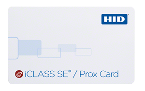 HID iCLASS SE CARDS 2