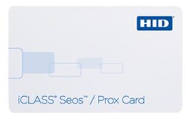 HID iCLASS Seos Cards 7