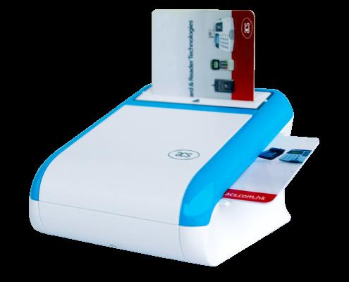 ACR33U-A1 SmartDuo Smart Card Reader