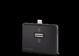 smart card reader tactivo mini for ios