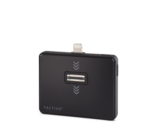 smart card reader tactivo mini for ios