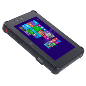 RP70 Rugged 7inch tablet