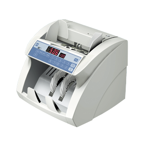 P 506 bank note counter