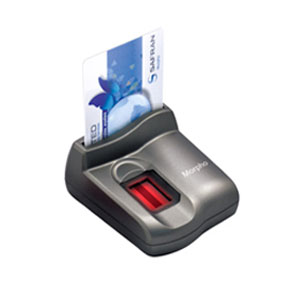 Morpho MSO 1350 fingerprint reader Dubai | ID VISION