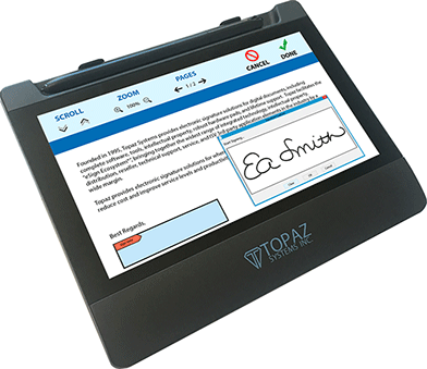 Topaz-Gemview-display-pad