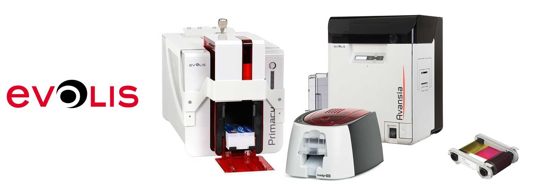 Evolis card printer