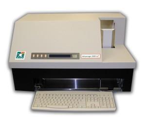 M2 ID card embossing machine
