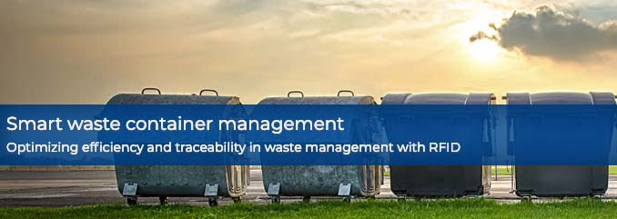 RFID Waste management system